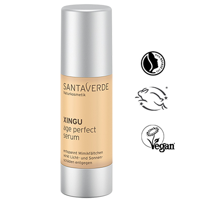 XINGU age perfect serum santaverde